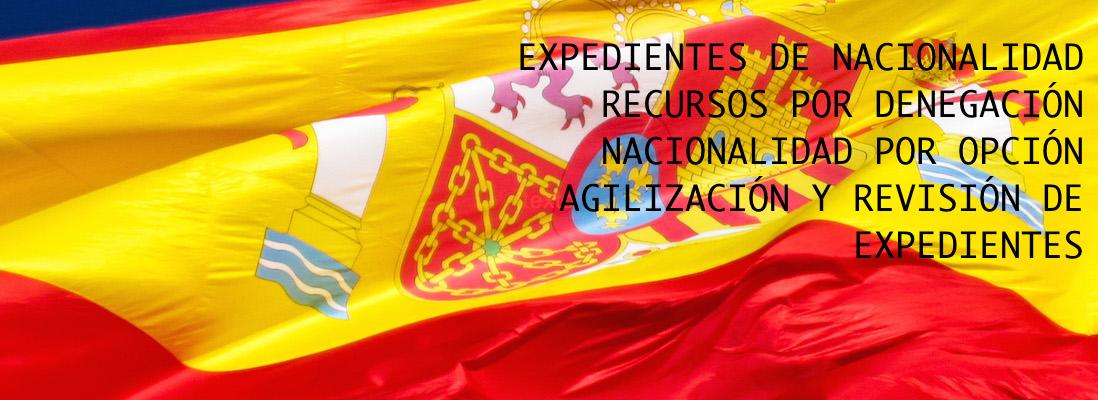 Tramitación express de la nacionalidad española